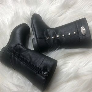 Michael Kors Toddler Riding Boots 7